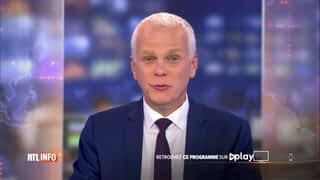 RTL INFO 19H : RTL INFO 19 heures (29/05/20)