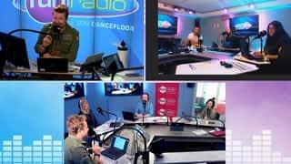Bruno dans la radio - L'intégrale 1 juin