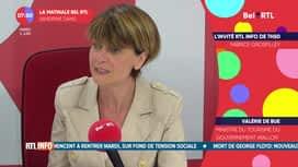 L'invité de 7h50 : Valérie De Bue, ministre du tourisme du gouvernement wallon