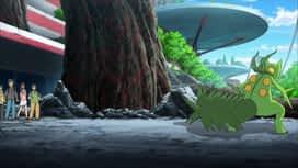 Pokemon : S19E39 La prise de la tour !