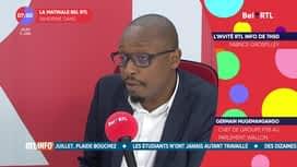L'invité de 7h50 : Germain Mugemangango, chef de groupe PTB au Parlement wallon