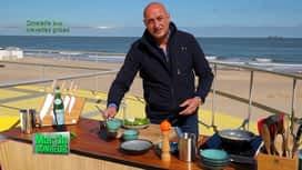 Martin Bonheur : Omelette aux crevettes grises