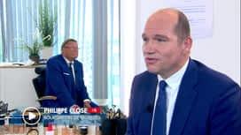 C'est pas tous les jours dimanche : L'invité de Pascal Vrebos: Philippe Close, bourgmestre de Bruxelles