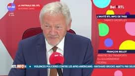 L'invité de 7h50 : Francois Bellot, ministre des transports