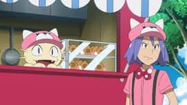 Pokemon : S22E36 La ligue attaquée et défendue !