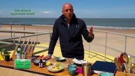Martin Bonheur : Sole tempura mayonnaise wasabi