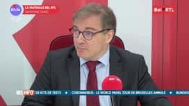 L'invité de 7h50 : Paul Dhaeyer , président du tribunal de l'entreprise à Bruxelles