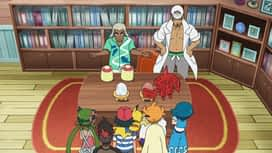 Pokemon : S20E08 L'oeuf mystère et le défi de Lilie