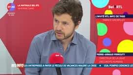 L'invité de 7h50 : Pierre-Arnaud Perrouty, directeur de la ligue des droits humains