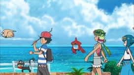 Pokemon : S20E12 Soleil, terreur et tanière secrète !
