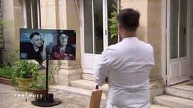 Top Chef : La famille d'Adrien a un message pour lui