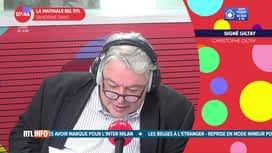 La matinale Bel RTL : Hier soir des concerts de rues ont été organisés à Paris...