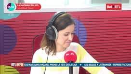 La matinale Bel RTL : La main de Dieu