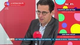 L'invité de 7h50 : Jean-Marc Nollet, co-president Ecolo