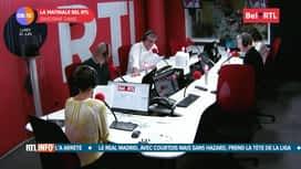 La matinale Bel RTL : Le moral d'un traceur de COVID