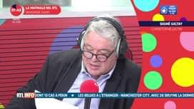 La matinale Bel RTL : Dimanche second tour des élections municipales en France