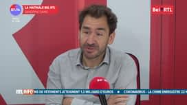 L'invité de 7h50 : Marius Gilbert, épidémiologiste à l'Université Libre  de Bruxelles