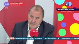 L'invité de 7h50 : Benoit Piedboeuf, chef de groupe du MR à la chambre