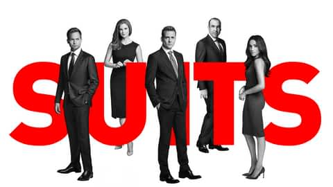 Suits en replay