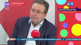 L'invité de 7h50 : Rudi Vervoort,  ministre-président et de la région bruxelloise.