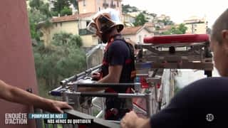 Pompiers de Nice : nos héros du quotidien