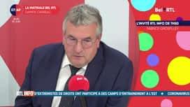 La matinale Bel RTL : Pierre-Yves Jeholet, ministre-président de la fédération Wallonie B...