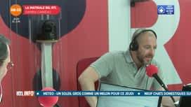 La matinale Bel RTL : Quizz qui s'passe du 25/06