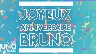 Bruno dans la radio - L'intégrale du 25 juin (L'anniversaire de Bruno)