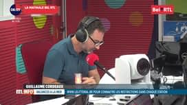 La matinale Bel RTL : RTL Info 8h du 26/06
