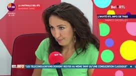 La matinale Bel RTL : Christie Morreale, ministre wallonne de la santé
