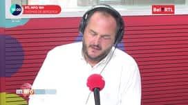 RTL INFO sur Bel RTL : RTL Info 18h du 26/06