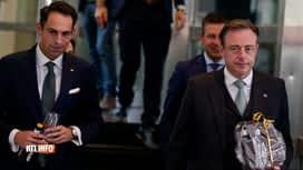 RTL INFO 13H : La N-VA était prête à gouverner avec le Vlaams Belang au nord du pays