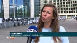 RTL INFO 19H : Mobilisation à Bruxelles pour plus de justice fiscale