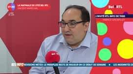 La matinale Bel RTL : Ahmed Laaouej, chef de groupe PS à la chambre