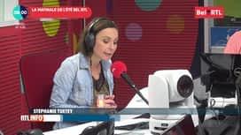 RTL INFO sur Bel RTL : RTL Info 8h du 29/06