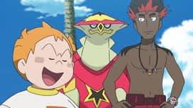 Pokemon : S22E43 Un étonnant quatuor !