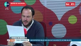 RTL INFO sur Bel RTL : RTL Info 13h du 29/06