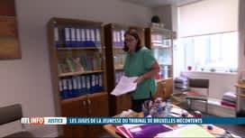 RTL INFO 19H : Les mineurs délinquants sont tous relâchés par défaut à Bruxelles