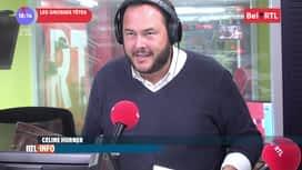 RTL INFO sur Bel RTL : RTL Info 18h du 29/06