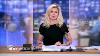 RTL INFO 19H : RTL INFO 19 heures (29/06/20)