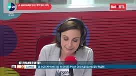 La matinale Bel RTL : RTL Info 8h du 30/06