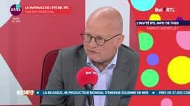 L'invité de 7h50 : Jean-Luc Crucke, ministre wallon des finances et du budget