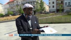 RTL INFO 13H : Lettre du roi Philippe au Congo: la réaction des Congolais de Belgique