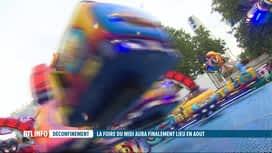 RTL INFO 19H : La foire du Midi aura bien lieu à Bruxelles cet été