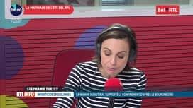 La matinale Bel RTL : RTL Info 8h du 01/07