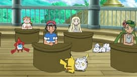 Pokemon : S20E25 Le choc des équipes !
