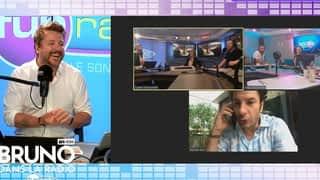 Bruno dans la radio - L'intégrale du 1er juillet