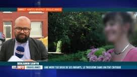 RTL INFO 13H : Double infanticide à Erquelinnes: le point sur place avec Benjamin ...