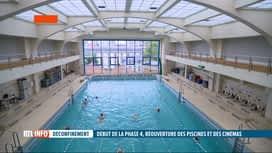 RTL INFO 13H : Déconfinement: les piscines rouvrent aujourd'hui moyennant certaine...