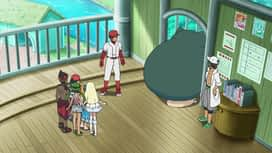 Pokemon : S20E28 Tous sur le terrain, pour le pokémon base-ball !